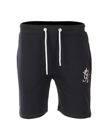 Gym king Mens Blue Fleece Shorts
