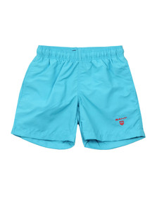 Gant Boys Blue Boys Basic Swim Shorts