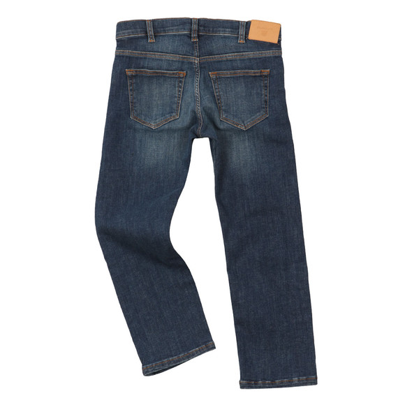Gant Boys Blue Boys Loose Jean main image