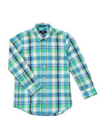Large Madras Check Shirt