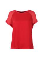 Sleeveless Jersey T Shirt