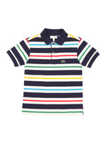 Boys PJ2890 Stripe Polo