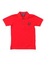 Plain Pique Polo Shirt