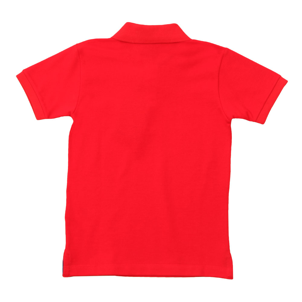 Plain Pique Polo Shirt main image