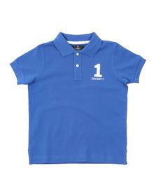 Hackett Boys Blue New Classic Polo Shirt