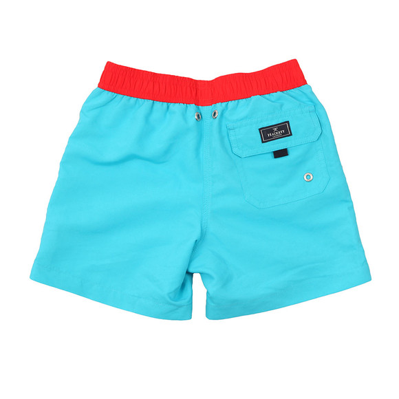 Hackett Boys Blue No1 Volley Ball Swim Short main image