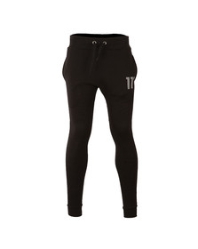 Eleven Degrees Mens Black Reflect Jogger