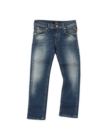 Replay Boys Blue Super Slim Jean