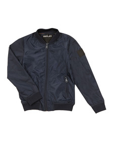 Replay Boys Blue Boys SB8009 Light Jacket