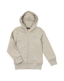 Diesel Boys Grey Saana Full Zip Hoody