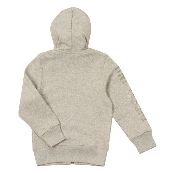 Diesel Boys Grey Saana Full Zip Hoody main image