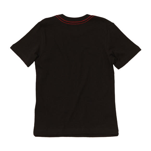 Diesel Boys Black Taner Slim T Shirt