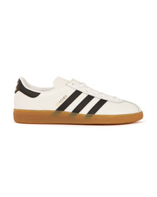 Adidas Originals Mens White Munchen Trainer
