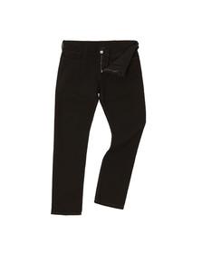 Armani Jeans Mens Black J06 Slim Jean