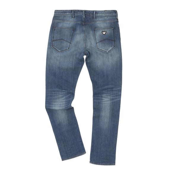 Armani Jeans Mens Blue J06 Slim Jean main image