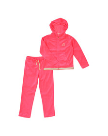 Billieblush Girls Pink U18076 Track Suit