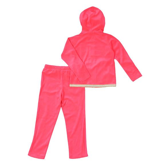 Billieblush Girls Pink U18076 Track Suit main image