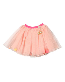 Billieblush Girls Pink Bell Skirt