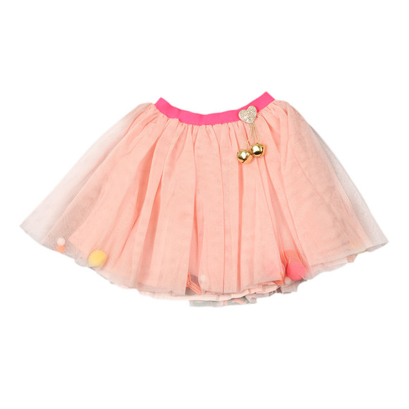 Billieblush Girls Pink Bell Skirt main image