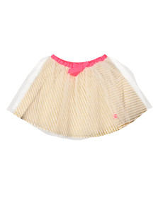 Billieblush Girls Gold U13131 Skirt