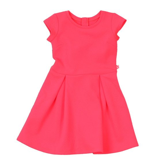 Billieblush Girls Pink U12294 Belted Dress main image