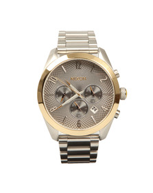 Nixon Mens Silver Bullet Chrono Watch