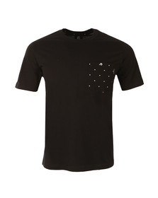 Paul Smith Mens Black Spot Pocket T Shirt