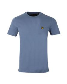 Lyle and Scott Mens Blue S/S T-Shirt