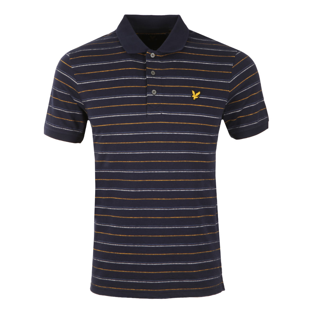 Pick Stitch Polo Shirt main image