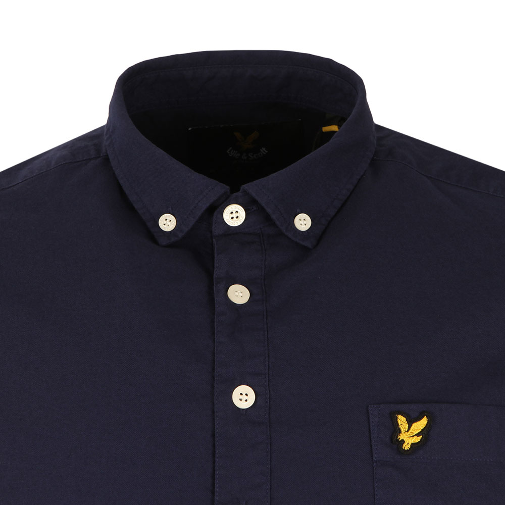Oxford Over The Head Shirt main image