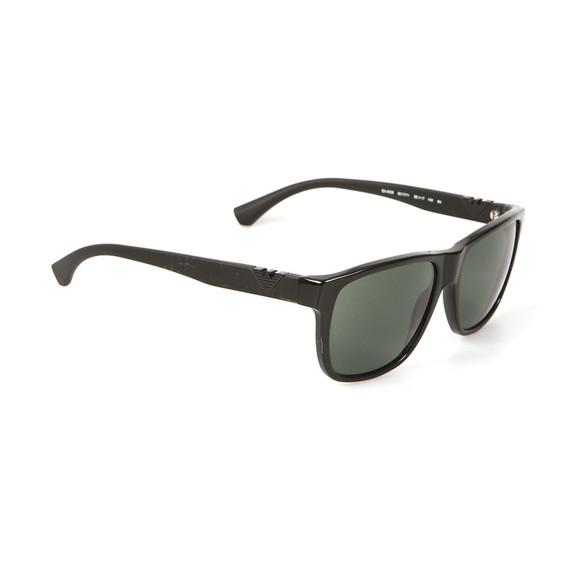 Emporio Armani Mens Black EA4035 Sunglasses main image