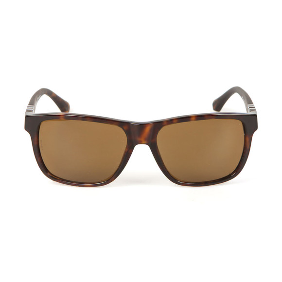 Emporio Armani Mens Brown EA4035 Sunglasses main image