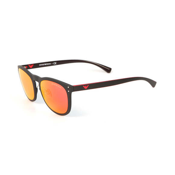 Emporio Armani Mens Red EA 4098 Sunglasses main image