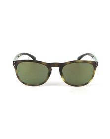Emporio Armani Mens Green EA 4098 Sunglasses