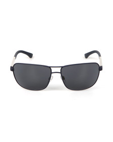 Emporio Armani Mens Blue EA2033 Sunglasses