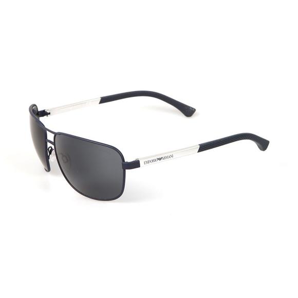 Emporio Armani Mens Blue EA2033 Sunglasses main image