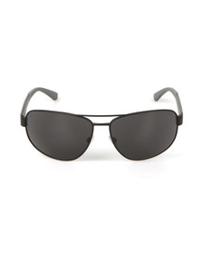 Emporio Armani Mens Black EA2036 Sunglasses