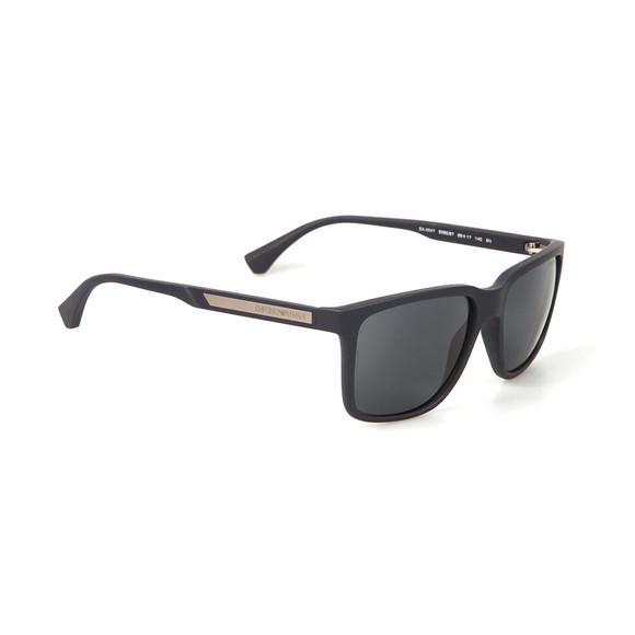 Emporio Armani Mens Blue EA4047 Sunglasses main image