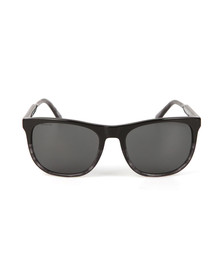 Emporio Armani Mens Black EA 4099 Sunglasses