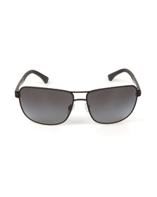 Emporio Armani Mens Black EA2033 Sunglasses