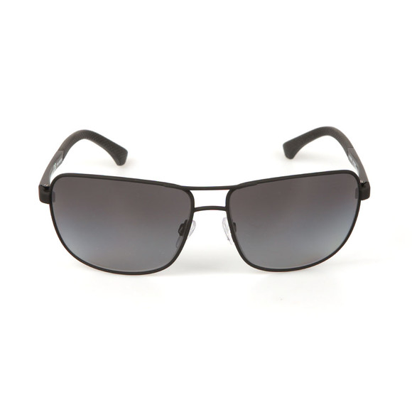 Emporio Armani Mens Black EA2033 Sunglasses main image