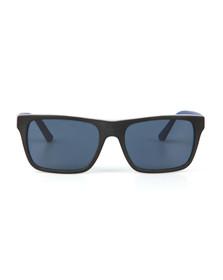 Emporio Armani Mens Black EA4048 Sunglasses