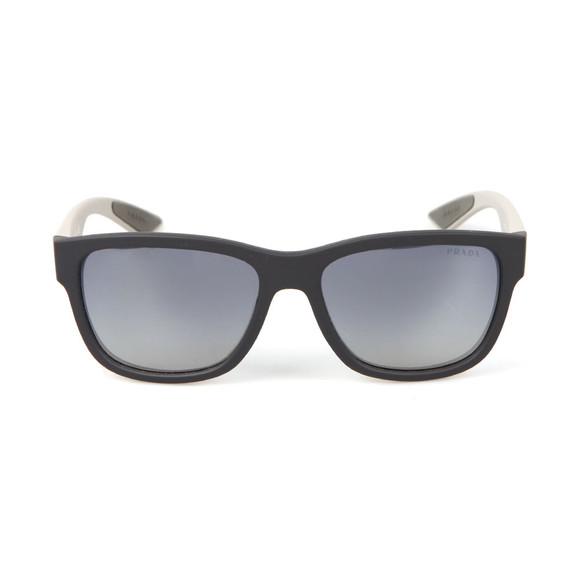 Prada Linea Rossa Mens Blue 03QS Sunglasses