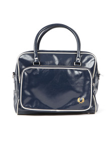 Fred Perry Mens Blue Classic Holdall