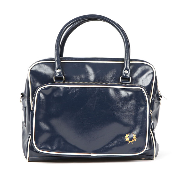 Fred Perry Mens Blue Classic Holdall main image