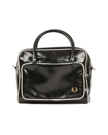 Fred Perry Mens Black Classic Holdall