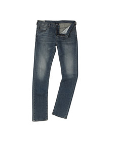 Armani Jeans Mens Blue J10 Extra Slim Jean