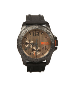 Boss Orange Mens Black Reykjavik Watch