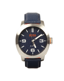 Boss Orange Mens Blue Cape Town Watch