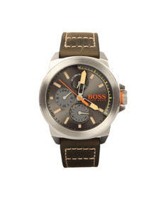 Boss Orange Mens Black New York Watch